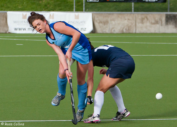 National Hockey League 2011 - Auckland vs. Northland (Women's Semi-Final 1)