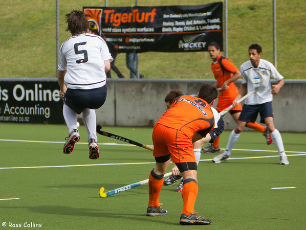 National Hockey League 2011 - Auckland vs. Midlands (Men's Semi-Final 2)