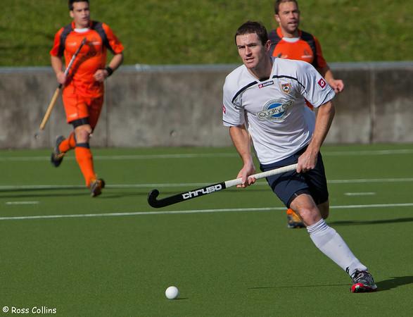 National Hockey League 2011 - Auckland vs. Midlands (Men's Semi-Final 2)
