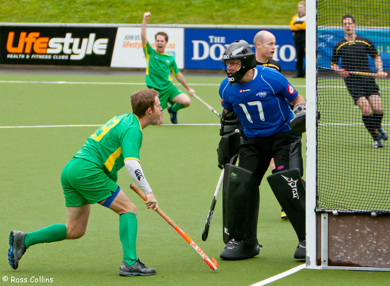 National Hockey League 2011 - Capital vs. Central (Men's Semi-Final 1)