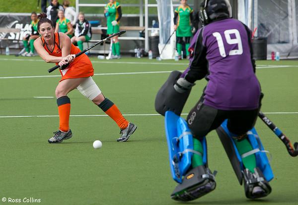 National Hockey League 2011 - Central vs. Midlands (Women's Semi-Final 2)