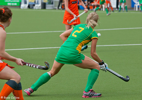 National Hockey League 2011 - Central vs. Midlands (Women's Semi-Final 2)