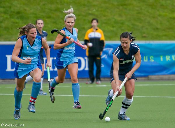 National Hockey League 2011 - Auckland vs. Northland (Women's Semi-Final 1)