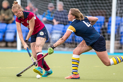 13th October 2018, Olton Ladies 1st XI vs Barnes Ladies 1st XI, IWHL Women's Conference West