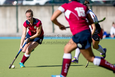 29th Sept 2018, Olton Ladies 1st XI vs Exe Ladies 1st XI, IWHL Women's Conference West, WWHC