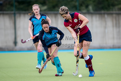 2nd Mar 2019, Olton Ladies 1st XI vs ISCA University 1st XI, IWHL Women's Conference West