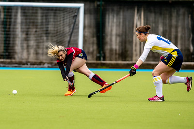 14th March 2020, Olton Ladies 1st XI vs Stourport Ladies 1st XI, IWHL Women's Division One North