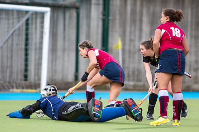 1st Feb 2020, Olton Ladies 1st XI vs Leicester City Ladies 1st XI, IWHL Women's Division One North