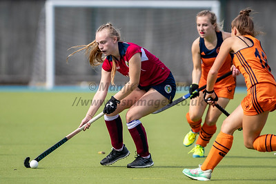 28th Sept 2019, Olton L:adies 1st XI vs Swansea City Ladies 1st XI, IWHL Women's Division One North