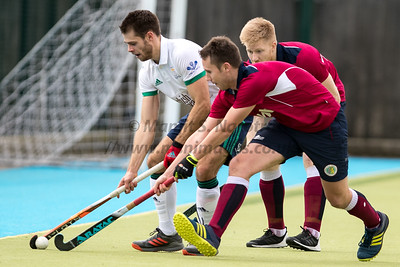 17th Feb 2019, Olton M1s vs Chichester M1s, EHL Men's Conference West