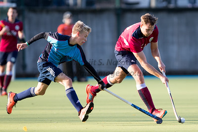 11th Nov 2018, Olton M1s vs Isca M1s, EHL Men's Conference West, WWHC