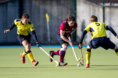 28th Oct 2018, Olton Mens 1st XI vs Team Bath Buccs 1st XI, EHL Men's Conference West, WWHC