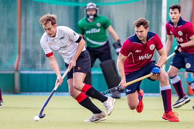 8th Dec 2019, Olton Mens 1st XI vs Bowden Mens 1st XI, EHL Men's Division One North