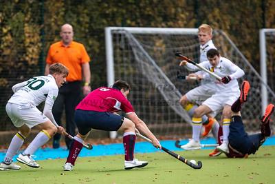 22nd Nov 2019, Olton Mens 1st XI vs University of Nottingham Mens 1st XI, EHL Men's Division One North