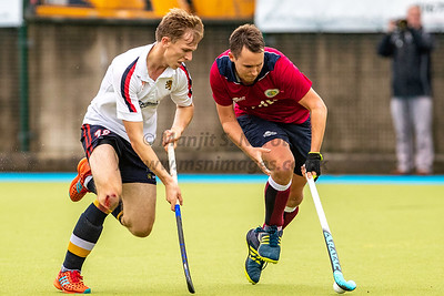13th Oct 2019, Olton and West Warwickshire Mens 1st XI vs University of Birmingham Mens 1st XI, EHL Men's Division One North