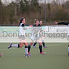 MDEP-26-11-2016-074 Harleston Magpies Ladies 1st v West Herts No11 Maria Andrews celebrates fine individual goal
