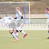 MDEP 28-01-2017-039 Magpies Mens 1st Team Hockey v Ipswich. Magpies Ben Wright fires home the Magpies second goal