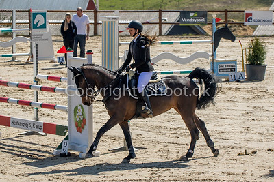 2015-05-03 Frederikshavn Rideklub Springstævne