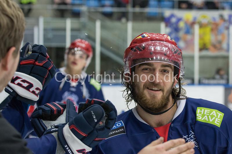 Metalligaen 2017/18 Frederikshavn White Hawks - Rungsted Seir Capitals 2017-11-03