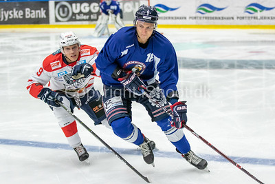2019-08-23 Frederikshavn White Hawks - Borås Hockey Club