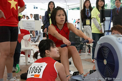 Indoor Rowing - 室內賽艇