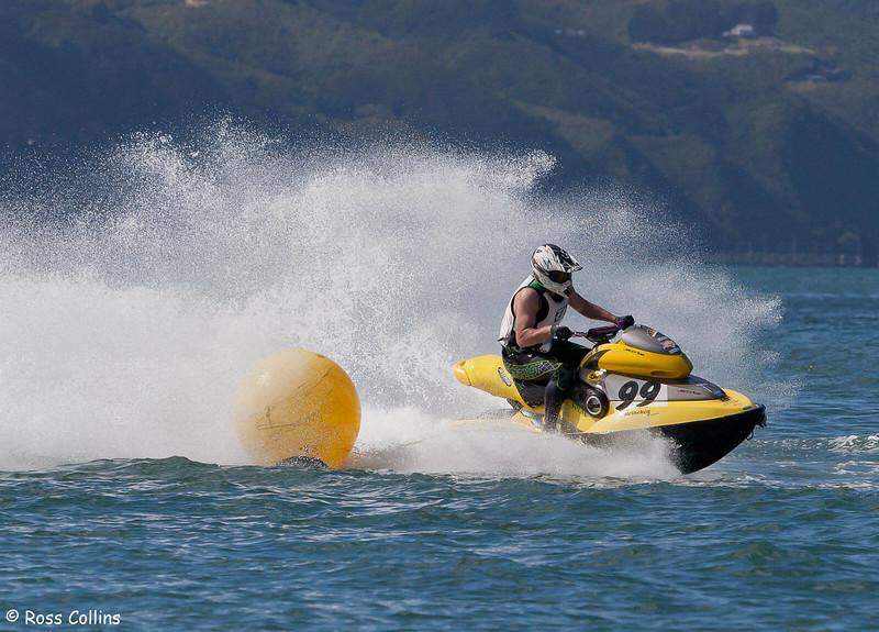 NZ Jet Sport Nationals, Freyberg Beach, Wellington, 1 March 2014
