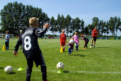 Liverpool Football Camp 2011