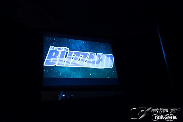 La nuit du Blizzard 11-02-17