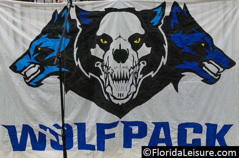 Orlando Sea Wolves vs St. Louis Ambush, Kissimmee, Florida - 30th November 2018 (Photographer: Nigel G Worrall)
