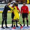 Orlando SeaWolves vs Milwaukee Wave, Silver Spurs Arena, Kissimmee, Florida - 21st December 2019 (Photographer: Nigel G Worrall)