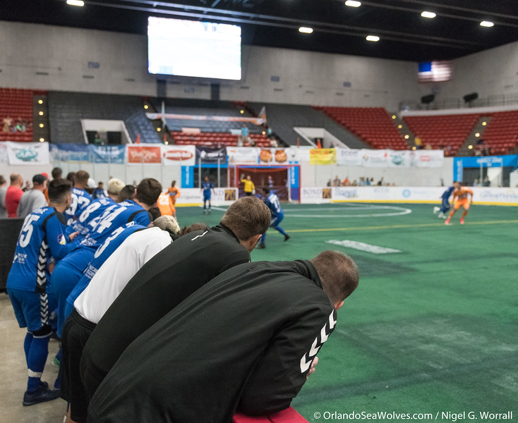 Florida Tropics vs Orlando SeaWolves RP Funding Center, Lakeland,  Florida - 12th January 2019 (Photographer: Nigel G Worrall)