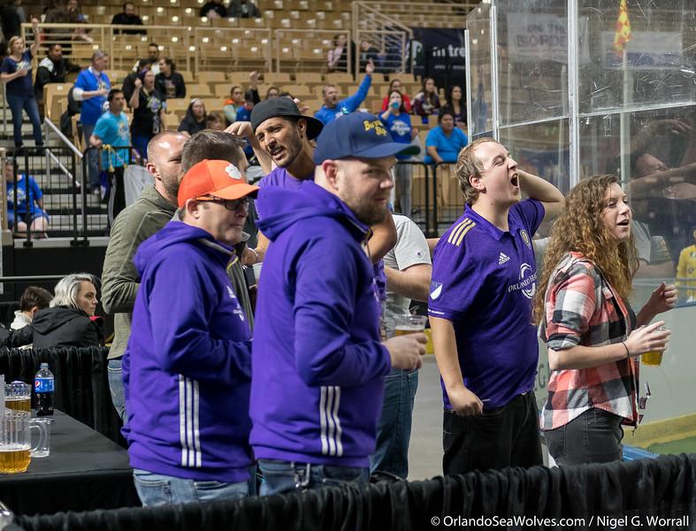 Orlando SeaWolves vs St. Louis Ambush, Silver Spurs Arena, Kissimmee,  Florida - 25th January 2019 (Photographer: Nigel G Worrall)