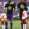 Orlando City Soccer 1 Columbus Crew SC 4, Camping World Stadium, Orlando, Florida - 17th September 2016 (Photographer: Nigel G Worrall)