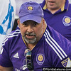 Orlando City Soccer 3 New England Revolution 1, Camping World Stadium, Orlando, Florida - 31st July 2016 (Photographer: Nigel G Worrall)