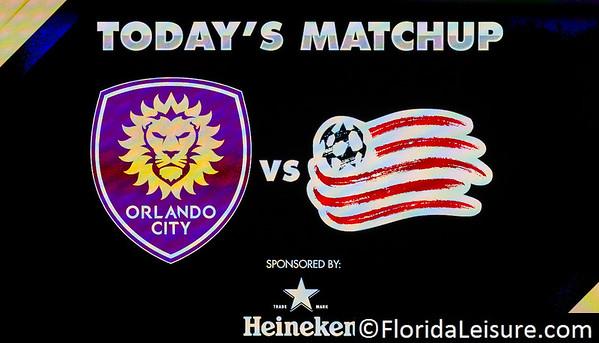 MLS2016 - Orlando City 3 New England Revolution 1