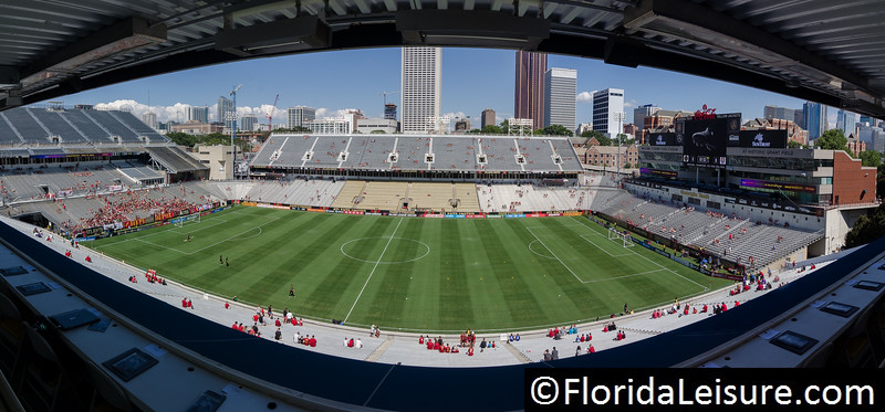 MLS2017 - Atlanta 1 Orlando 1