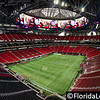 Mercedes-Benz Stadium, Atlanta - 16th September2017 (Photographer: Nigel G Worrall)