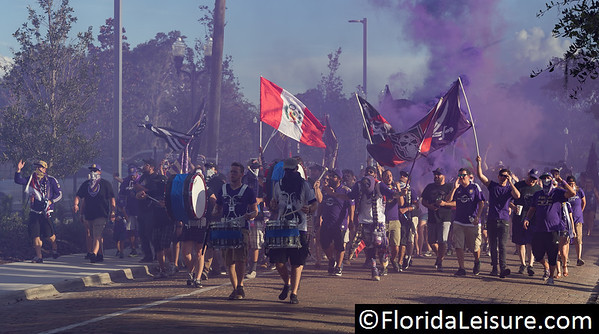 MLS2017 - Orlando 1 Columbus 1