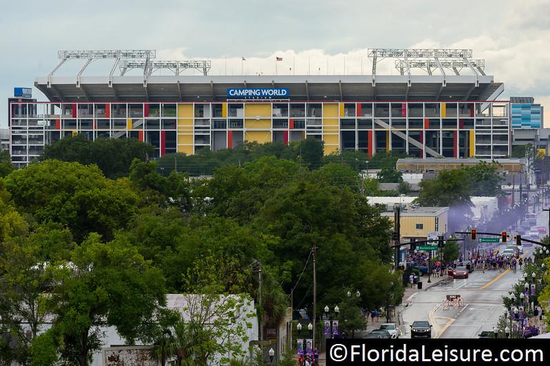 Orlando City Soccer 0 Chicago Fire 0, Orlando City Stadium, Orlando, 4th June 2017 (Photographer: Nigel G Worrall)