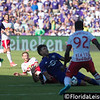 Orlando City Soccer 1 New York Red Bulls 0, Orlando City Soccer Stadium, Orlando, 9th April 2017 (Photographer: Nigel G Worrall)