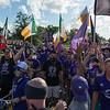 Orlando City Soccer 3 New England Revolution 3, Orlando City Stadium, Orlando, Florida - 4th August 2018  (Photographer: Nigel G Worrall)