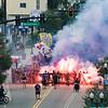 Orlando City Soccer 1 Atlanta United 2, Orlando City Stadium, Orlando, Florida - 24th August 2018  (Photographer: Nigel G Worrall)