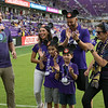 Orlando City Soccer 0 New York Red Bulls 1, Exploria Stadium, Orlando, Florida - 21st July 2019  (Photographer: Nigel G Worrall)