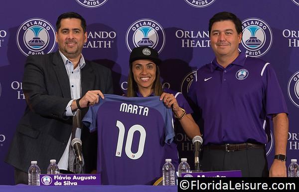 Marta - Orlando Pride
