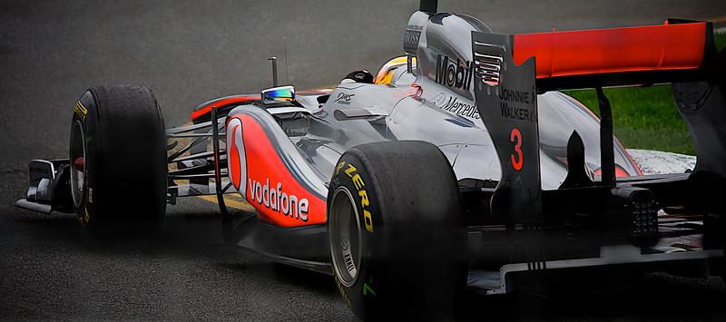 Lewis Hamilton - Ferrari