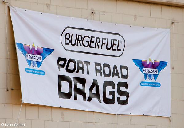 Port Road Drags, Seaview, Lower Hutt, 14 November 2010