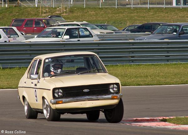 Taupo Car Club  Dual Sprints 2007