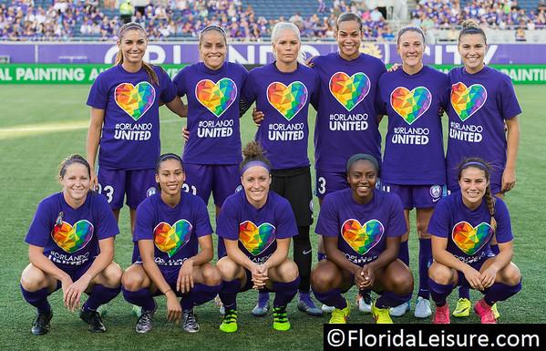 NWSL2016 - Orlando 1 Houston 0