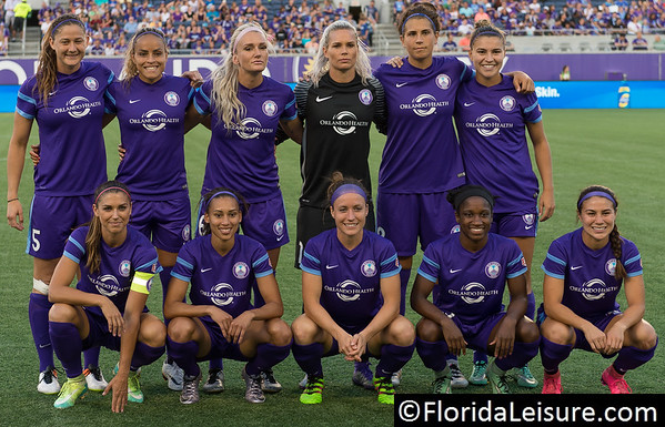 NWSL2016 - Orlando Pride 1 Western New York Flash 0