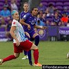 Orlando Pride 0 Chicago Red Stars 1, Orlando City Stadium, Orlando, 1st July 2017 (Photographer: Nigel G Worrall)